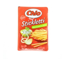 "Соломка ""Chio stickletti"" сметена, зелень /0,1 кг."